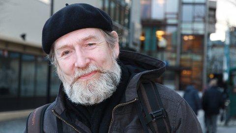 PRIS: Helge Torvund fekk onsdag utdelt Rogaland fylkeskommune sin kulturpris for 2014.