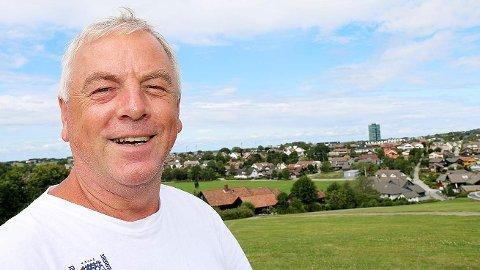 - På byggesaksavdelinga merkar ein ikkje noko til stagnasjon, sier kommunalsjef Bjørn Meling.