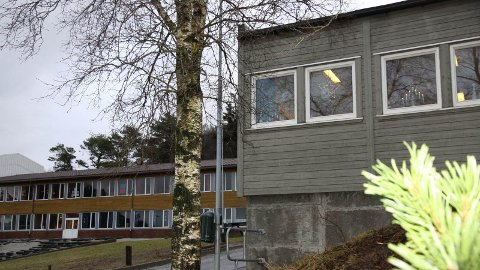 VIL HA TILBYGG: Kommunalsjefen i Klepp råder politikarane å gå for eit tilbygg ved Bore skule heller enn å bygga ein heilt ny barneskule. (Arkivfoto: Nina Kalvatn Friestad)