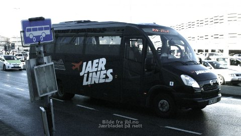 TRENGER FLERE PASSASJERER: Det har ikke tatt helt av for flybussen mellom Jæren og Sola ennå.