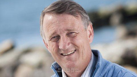 Stortingsrepresentant Kjell Arvid Svendsen.
