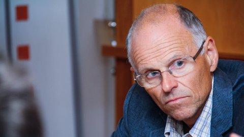 GÅR FOR SKOLE-SAMMENSLÅING: Til tross for flere alternative spareforslag, anbefaler kommunalsjef Trond Roy Pedersen Klepp-politikerne å slå sammen barneskolene på Bore og Vasshus.