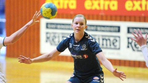 Julie Svendsen har spilt sin siste kamp for Varhaug - i hvert fall for denne gang.
