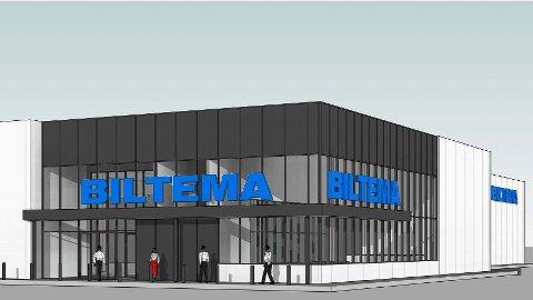 Rådmannen i Time tilrår at Biltema får etablera seg på Håland.