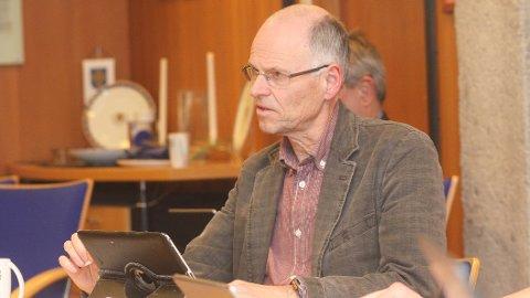 Kommunalsjef Trond Roy Pedersen meiner at Orre-elevane får eit betre tilbod både fagleg og sosialt viss dei får gå på ein større ungdomsskule.
