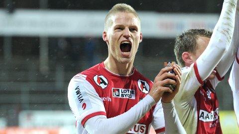 Krister Wemberg er aktuell for islandsk eliteserieklubb.