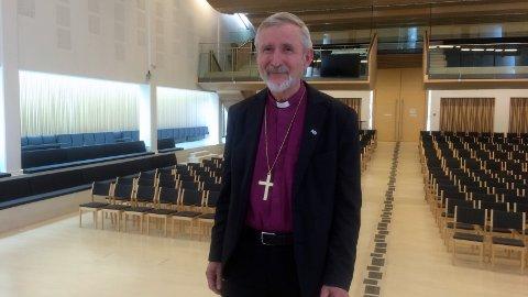 Biskop Erling Pettersen er på sitt siste visitas på Jæren. Ved årsskiftet går han av etter syv års tjeneste.