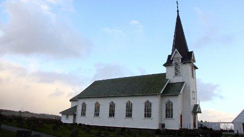 I Hå kommune, her representert ved Varhaug kyrkje, har 47 personer meldt seg ut av Den norske kirke etter at det ble vedtatt at homofile og lesbiske par kan gifte seg i kirken.