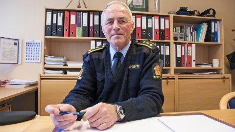 Oddvar Tengesdal oppfordrer jærbuene til å både tipse og anmelde – selv om politiet ikke har kapasitet til å prioritere alle småsaker.