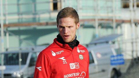 Krister Wemberg er Brynes nye kaptein.