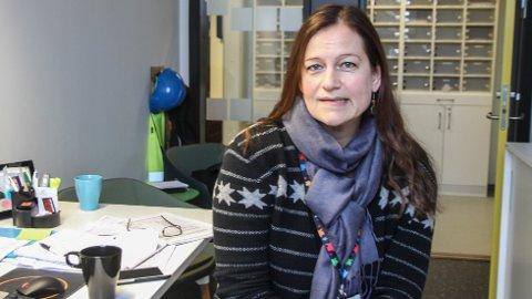Sølvi Jacobsen Waldeland, fungerende rektor ved Bryne videregående skole, synes det er synd at antall fag med «ikke vurdering» har steget det siste året.