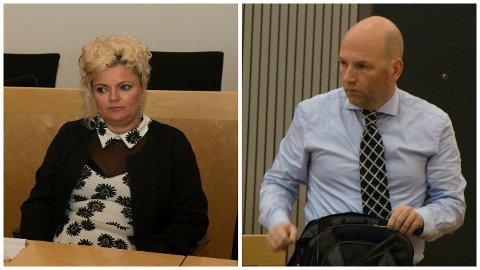 Merete Hodne drar Løgnaslaget for retten. Advokat Brynjar Meling skal representere de tre komikerne i Stavanger tingrett.