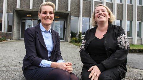 Vibeke Sola og Sylvia Gjersdal blir rektorer på hver sin skole i Klepp.