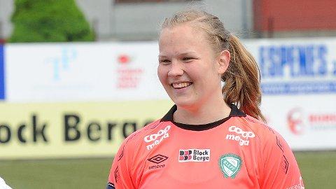 Oda Maria Hove Bogstad var den store overraskelsen i EM-troppen.