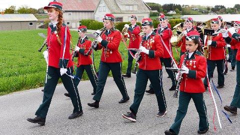 Tu skulekorps var nedlagt fra 1986 til 2004, men er nå det klart største korpset i Klepp kommune.