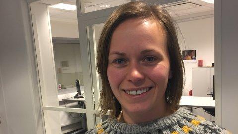 Solfrid Lerbrekk (26) har ingen lokalpolitisk erfaring, men siktar likevel mot ein plass på Stortinget for Rogaland SV.