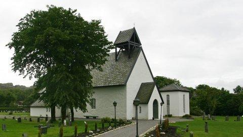Kyrkjelyden vil ikkje ta i bruk den nye vigsleliturgien i Ogna kyrkje.