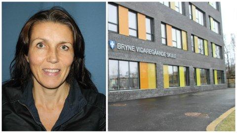 Ingunn Folgerø blir rektor ved Bryne videregående skole