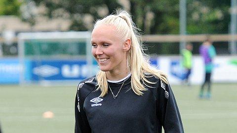 Maria Thorisdottir flytter til London.