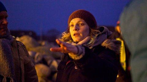 Liv Karin Dahlstrøm fra Nærbø er utdannet filmregissør, og har både regi og manus på flere av produksjonene hun jobber med.