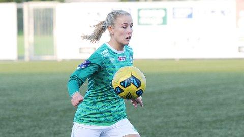 Malin Runestad og Klepp er ute av junior-NM etter et hederlig bortetap for Lyn i kvartfinalen.