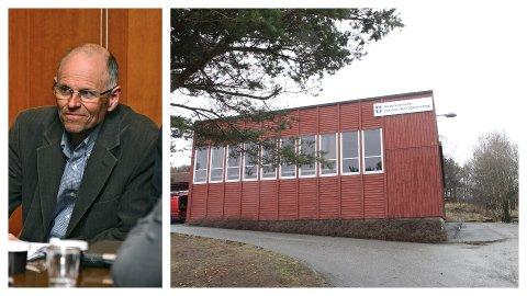 Kommunalsjef Trond Roy Pedersen ønskjer å leggja ned Vasshus skule frå skulestart 2018.