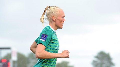 Maria Thorisdottir er ettertraktet i London.