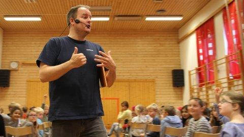 KUNNSKAP: Ifølge Erik Oksavik fra Stine Sofies stiftelse er barn som har fått tidlig kunnskap om forplantningsprosessen bedre rustet til å gi beskjed om overgrep.