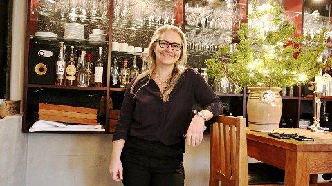 Dagleg leiar Rita Laland Jøers hos Jøers Kjøkken AS er tildelt 175000 kroner i koronatilskot.