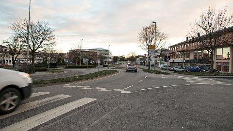 Kleppekrossen skal ikkje lenger vera sentrum i Klepp.