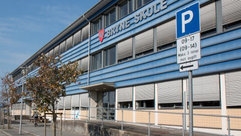 Administrasjonen i Time kommune har fått i oppdrag av politikerne å se på mulighetene for å bygge ut Bryne skule.