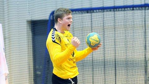 Halvor-Elias Nærland var Nærbøs klart beste spiller.