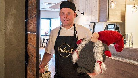 Petter Nygaard Kirkhus inviterer alle til å tilbringe julaften på Edeståvå i Klepp. Et av flere gode, lokale tiltak for å skape en god jul for alle.