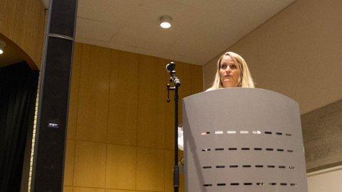 Klepp-ordfører Ane Mari Braut Nese er bekymret for skatteinntektene. Ellers mener hun det meste går godt i kommunen.