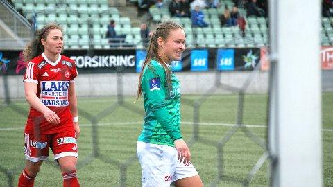 Hanne Kogstad scoret det avgjørende 2-0-målet mot Medkila.
