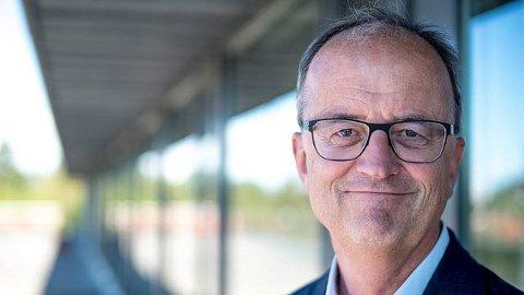Eimund Nygaard er konsernsjef i Lyse.