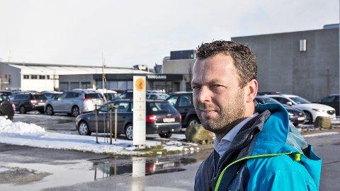 Næringssjef Jarle Bø i Hå kommune kan tilby næringsareal på totalt sju industriområder i kommunen.