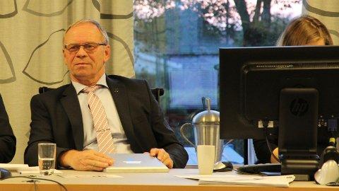 Sp-politiker Sveinung Lode søker fritak fra alle politiske verv.