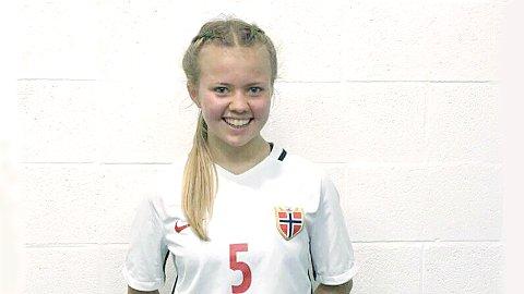 Anette Snørteland Jensen.