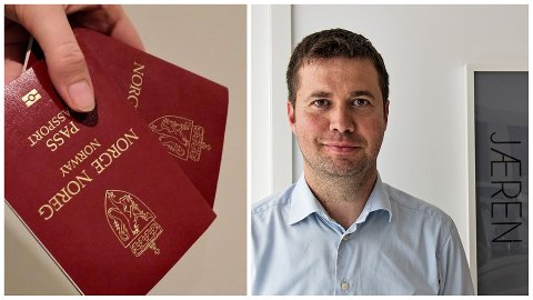 Geir Pollestad vil ha slutt på sentraliseringen i politiet, og vil blant annet slåss for flere passkontor.