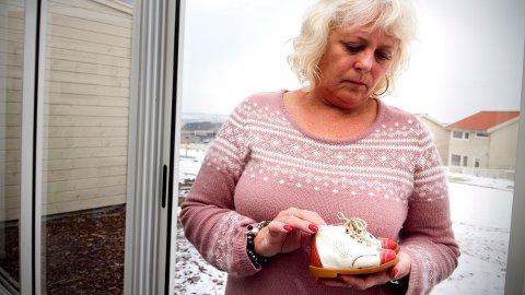 Mor Torunn Austdal Rasmussen, har aldri gitt opp håpet om å få eit svar på kva som skjedde med dottera Tina Jørgensen.