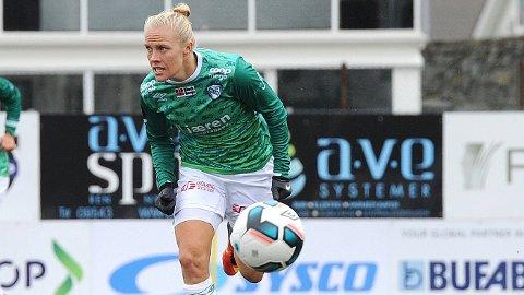 Tameka Butt er tilbake etter landslagsspill for Australia, og går trolig inn i Klepps startellever mot Trondheims/Ørn søndag.