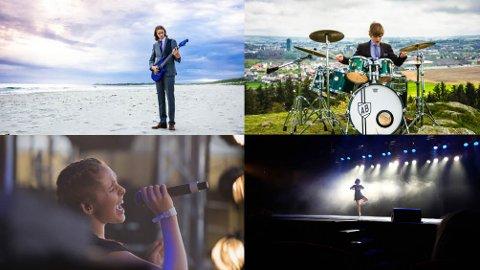 Jesper Risa Egge, Jonas Hetland, Mari Eriksen Bølla, Anette Ree og Mona Øglænd Ueland er nominert til Drømmestipendet 2018.