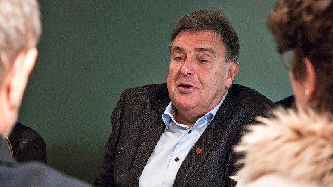 Reinert Kverneland har fylt 67 år, men har ikkje tenkt å pensjonera seg heilt ennå.