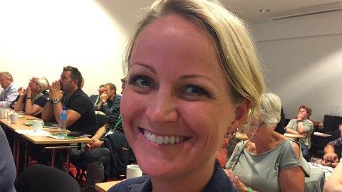 Ane Mari Braut Nese var torsdag på årsmøte i Friluftsrådenes Landsforbund i Alta. Der ble hun valgt til nestleder.