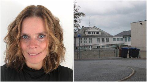 Lone Lunde har ikkje vore rektor før, men ho har vore avdelingsleiar i Sandnes-skulen i ti år.