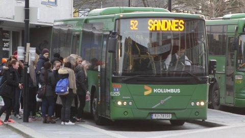 Tilbudet med bussbilletter for ei krone varer fra og med mandag 24. september til og med søndag 7. oktober.