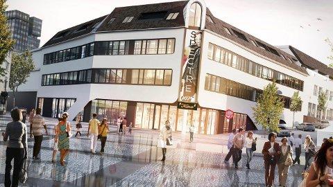 Nye Bryne kino opnar torsdag den 4. oktober.