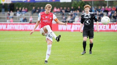 Bjarne Langeland og lagkameratene spiller i Trøndelag søndag ettermiddag.