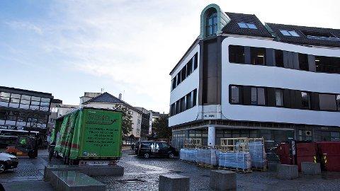 Torsdag 4. oktober opnar nye Bryne Kino, Coffeeberry og Burgerhouse i det tidlegare kjøpesenteret Bryne Torgsenter.